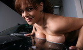 Huge Boobs Galore Danni Another Fine Representative Of The Luscious California Boob Valley, Danni'S Enormous Breasts Are Ripe For Fuckin'. This Naughty Girl Wants To Play! Watch As She Jumps On The Bed And Shimmies Her Titties! Her 34DD Funbags Just Barely Fit Into Her Bik