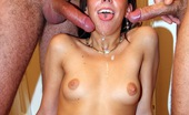 Teenage Group Sex Innocent Teenie Is Having Horny Sex At Her Birthday Party Teenage Group Sex