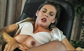 Pure Smoking 473791 Bra And Cigarettes 0Erotic Vixen Jayna Lifts Her Bra Over Her Tits And Smokes Pure Smoking