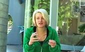 Pure Smoking 473829 Smoking On The PatioCutie Kimberly Kane Smokes Outside On Her Patio Pure Smoking