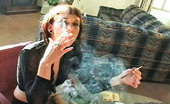 Pure Smoking 473844 Smoker Makes A ChoiceSexy Rocker Jacqueline Smokes Multiple Brands Of Cigarettes Pure Smoking