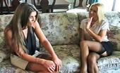 Pure Smoking 473848 Smoking Hot RoommatesSexy Latinas Rebecca And Vivian Enjoy The Taste Of Their Cigarettes Pure Smoking