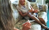 Pure Smoking Smoking Hot RoommatesSexy Latinas Rebecca And Vivian Enjoy The Taste Of Their Cigarettes Pure Smoking