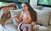 Pure Smoking 473939 Fur-Clad Cytherea Is A Smoking SlutSeductive Cytherea Smokes For You Pure Smoking