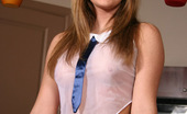 Alyssa Roxi Alyssas Hard Nipples Are Showing Through Her Little Stewardess Costume Alyssa Roxi
