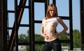 AV Erotica 475768 Natasha Skinny Natasha Blond Teen With Shaved Pussy And Perky Tits AV Erotica
