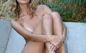 AV Erotica Tati Tanlined Curly Blonde Skinny Babe AV Erotica
