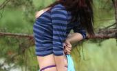 AV Erotica Selma Selma Is A Naughty Girl Who Loves To Flash Her Hairy Cooch AV Erotica