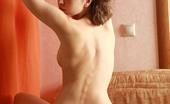 AV Erotica 476189 Anita Brunette Anita Is All Smiles While Posing Nude AV Erotica
