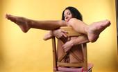 AV Erotica Sandra Skinny Brunette Sandra Loves To Pose Her Insolent Nude Body AV Erotica