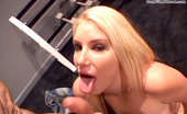 Cum Filled Throat Blonde Is Throatfucked And Opens Wide For A Cum Filled Throat Cum Filled Throat