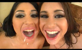 Cum Filled Throat Two Ethnic Teens Gets Cum Filled Throats Cum Filled Throat