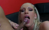 Cum Filled Throat Blonde Gives Head Until Her Mouth Is Filled With Cum Cum Filled Throat