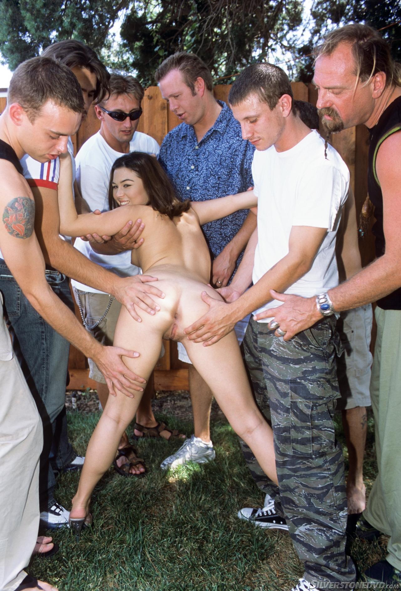 Men in pain strapon femdom movie