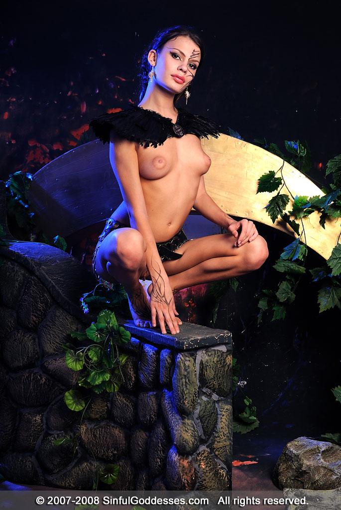 Donita Sparks  nackt