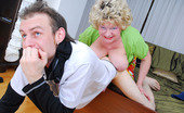 Boys Under Matures Linda Is A Kind Of Permanently Horny Oldie That Doesn'T Take No For An Answer. She Is Killing Her Time With A Magazine Waiting For Her Young And Pretty Hung Lodger. When This Chubby Granny Takes Out Her Massive Jugs, The Boy Looks Astonished And Uneasy. B