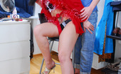 Matures Under Boys 479771 When Dark-Haired Mature Jane Was Busy With Her Make-Up, Her Young Neighbor Richmond Sneaked Into The Room. Seeing This Milf Almost Half Naked While Clad Just In Her Red Silky Robe And Lingerie Made His Cock Stir In The Pants. After That No Slap In The Fac