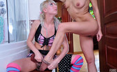 Kiss Matures Viola & Madeleine Blonde Girl Gets Thrills Out Of Lez Kissing And Pussy Play With A Sexy Mom Kiss Matures