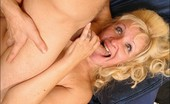 World Mature Mature Blonde Gets Off Aging Blonde Has Fun Fucking With The Courier At Her Office World Mature