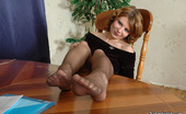 Nylon Feet Line Alice & Timothy Hot Policeman Is Obsessed With Temptation To Suck Babe'S Feet Clad In Nylon Nylon Feet Line