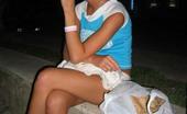 MY NN GF Nice Picture Gallery Of A Steamy Hot Amateur Chick In Her Blue Bikini MY NN GF