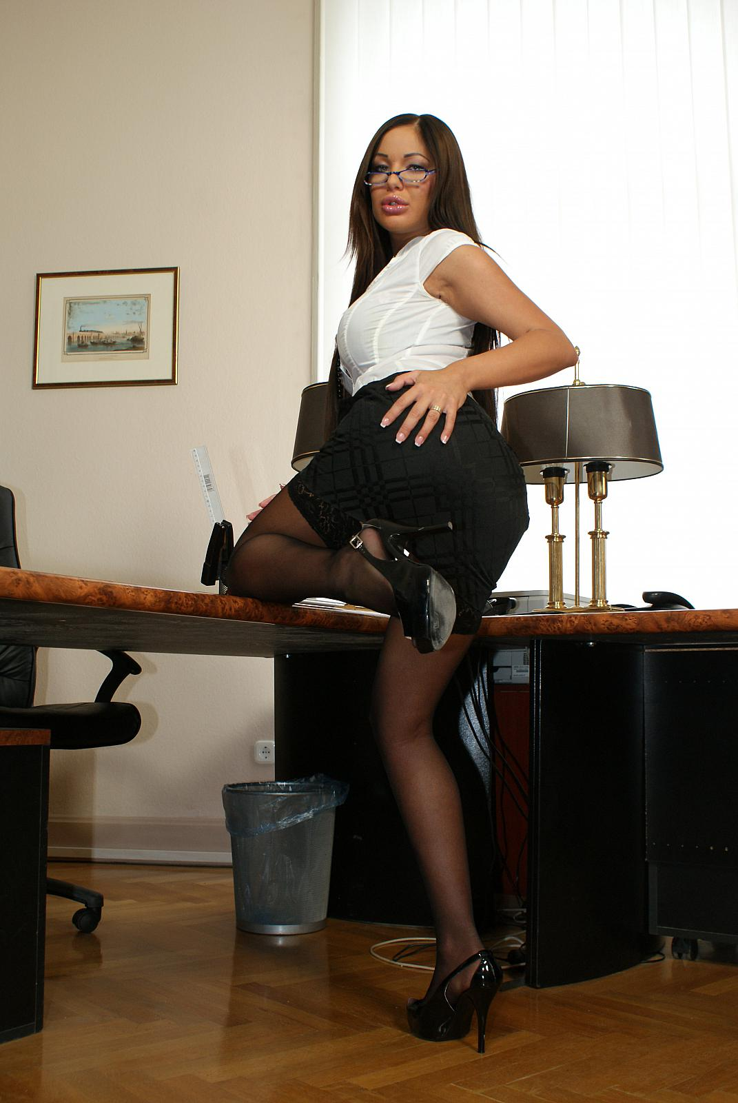 Paradise exists gallery mature secretary That ass