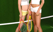 Euro Girls On Girls Anita Pearl & Nikita Anita Pearl &Amp; Nikita Have Sapphic Sex On A Tennis Court Euro Girls On Girls