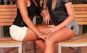 Euro Girls On Girls Ashley Bulgari & Natalia Forrest Ashley Bulgari & Natalia Forrest Having Hot Lesbian Sex Euro Girls On Girls
