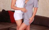 Euro Girls On Girls 484689 Brandy Smile & Lana Brunette Lana Licks Brandy Smile'S Pussy To Heavenly Orgasm! Euro Girls On Girls