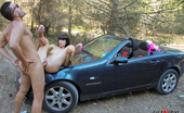 Fuck 'N Drive 485004 He Was Ready To Give Such A Stunning Babe A Ride For Free, But Our Brunette Thanked Him Anyway With A Great Blowjob In The Car And Hardcore Sex In The Woods. Fuck 'N Drive
