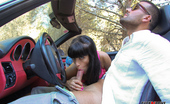 Fuck 'N Drive 485005 He Was Ready To Give Such A Stunning Babe A Ride For Free, But Our Brunette Thanked Him Anyway With A Great Blowjob In The Car And Hardcore Sex In The Woods. Fuck 'N Drive