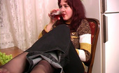 They Drunk Drunk Teen Brunette Staggering And MasturbatingDrunk Big Tits Teen Brunette Olga Staggering After Drinking Wine Then Lays On The Floor And Masturbates They Drunk
