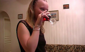They Drunk Drunk Teen Blonde Excited And MasturbatingDrunk Amateur Teen Blonde Tamara Gets So Excited Drinking Wine That Could Not Help But Masturbate While Drinking They Drunk