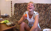 They Drunk Drunk Teen Blonde Feels Nasty And MasturbatesDrunk Teen Blonde Valeria Feels So Excited Of Alcohol That Has To Take A Dildo And Masturbate Like A Whore They Drunk