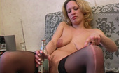 They Drunk 485074 Drunk Teen Blonde Fingering Her Shaved Drunk PussyDrunk Teen Blonde Ksusha Masturbates In Black Stockings Fingering Her Shaved Pussy With Drunken Moanings They Drunk