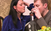 They Drunk Drunk Teen Brunette Drinks Wine During Hardcore FuckDrunk Teen Brunette Dasha Goes Horny And Teasing Her Boyfriend Into Hardcore Fuck Drinking Wine While Fucking They Drunk