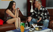 They Drunk Drunk Teen Brunette Involved Into Blowjob And Hardcore FuckSilly Drunk Teen Brunette Tania Got Easily Seduced To Blowjob And Hardcore Sex By Her Experienced Friend Who Knows How To Use Alcohol Properly They Drunk