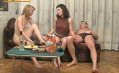 They Drunk 485150 Drunk Teen Blonde And Brunette ThreesomeDrunk Teen Blonde And Brunette Irma And Dunya Sucking Dick And Get Hardcore Fuck Threesome During The Drunk Party They Drunk