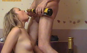 They Drunk Drunk Teen Blonde Fucking And Swallowing CumDrunk Teen Blonde Sally Sucking Cock And Drinking Wine At The Same Time And Then Gets Fucked And Swallows Cum They Drunk