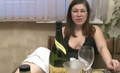 They Drunk Drunk Teen Brunette Continues To DrinkDrunk Big Tits Teen Brunette Kara Smoking And Drinking Wine While Felt Bad And Got To Puke Then Sleep They Drunk