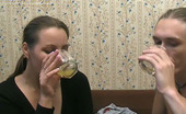 They Drunk Drunk Teen Blonde Sucking DickDrunk Teen Blonde Sveta Giggles And Laughs But Her Boyfriend Knows He Will Soon Licking Her Pussy And She Will Suck His Dick They Drunk