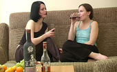 They Drunk 485265 Drunk Lesbian Sluts Get FunDrunk Teen Brunettes Irina And Monika Got Relaxed Drinking Wine And Cognac And Soon These Drunk Sluts Go Lesbian They Drunk