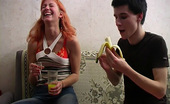 They Drunk Drunk Teen Cutie FuckedDrunk Teen Redhead Valeria Gets Fun With Her Boyfriend And Drinks Vodka From The Bottle So She Is Fucked Soon They Drunk