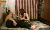 They Drunk Drunk RedheadDrunk Party Ends With A Fuck For One Redhead They Drunk