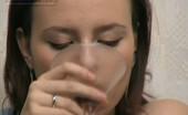 They Drunk Drunk HandjobTeen-Girl Is Drinking Wine And Masturbating Then They Drunk