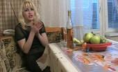 They Drunk Drunk BlondeDrunk Blonde Is Masturbating On The Kitchen They Drunk