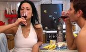 They Drunk 485545 Drunk Mutual Oral ActionYoung Couple Gets Drunk And Tries Mutual Oral Action They Drunk