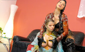 All Wam Slimy Girls Are All Slippery With Lots Of Hot Sticky Goo All Wam