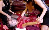 All Wam This Naughty Sexy Masseuse Gets All Messy With Hot Chicks All Wam