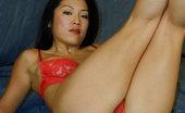 Asian Sex Club Kazuka Kazuka Teases Us With Her Hot Body Asian Sex Club